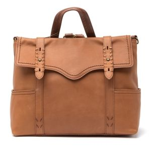 NEW The Sak Heritage Brown Convertible Backpack